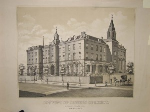 Convent of the Sisters of Mercy, Brooklyn, New York
