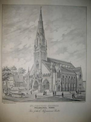 St. Agatha's Church, Philadelphia, Pennsylvania