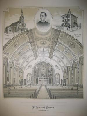 St. Anthony's Church, Lancaster, Pennsylvania