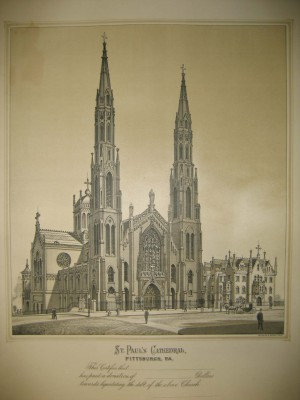 St. Paul's Cathedral, Pittsburgh, Pennsylvania