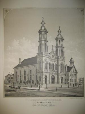 St. Stanislaus Church, Milwaukee, Wisconsin