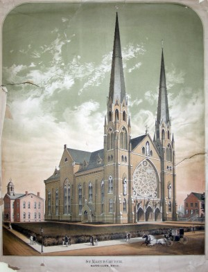 St. Mary's Church, Massillon, Ohio