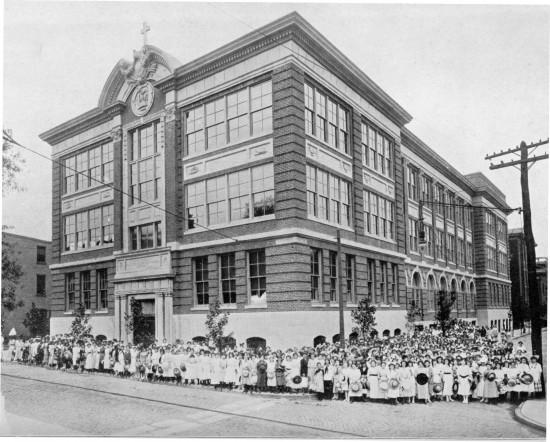 hallahan high school